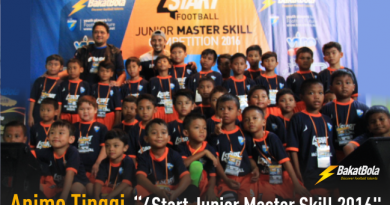 Animo Tinggi 4Start Junior Master Skill 2016